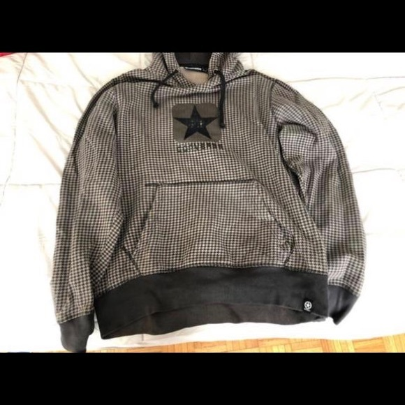 Converse Other - Hoodie, Black & brown, Converse | Used like new